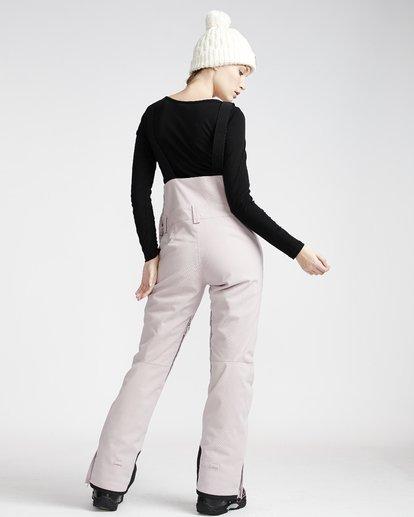 2 Riva - Pantalón para Nieve Cord con Peto para Mujer  Q6PF11BIF9 Billabong
