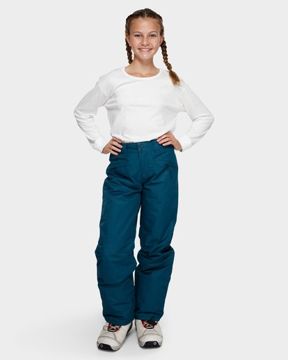 0 Teen Alue 2L 10K Pant Blue Q6PG01S Billabong