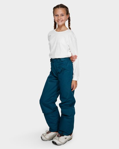 1 Teen Alue 2L 10K Pant Blue Q6PG01S Billabong
