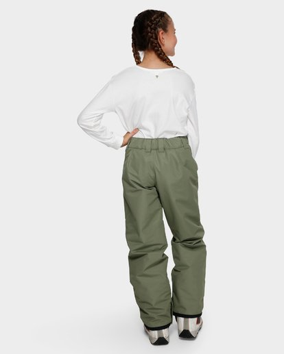 2 Teen Alue 2L 10K Pant Green Q6PG01S Billabong