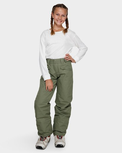 0 Teen Alue 2L 10K Pant Green Q6PG01S Billabong