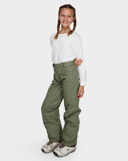 1 Teen Alue 2L 10K Pant Green Q6PG01S Billabong