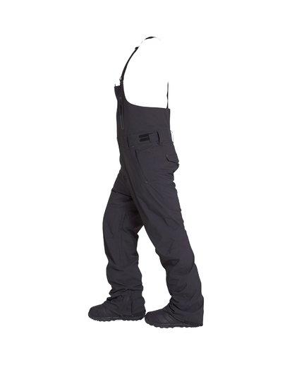 2 North West - Bib Snow Trousers for Men Black Q6PM05BIF9 Billabong