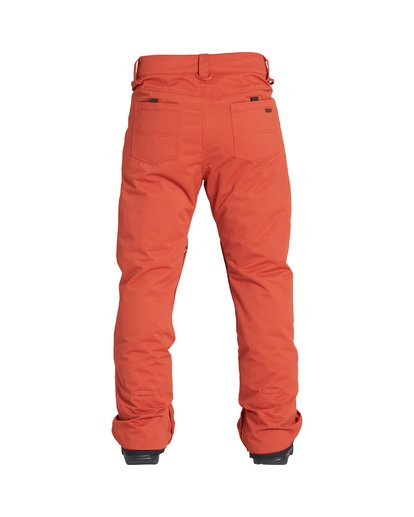 1 Outsider - Snow Trousers for Men Red Q6PM08BIF9 Billabong