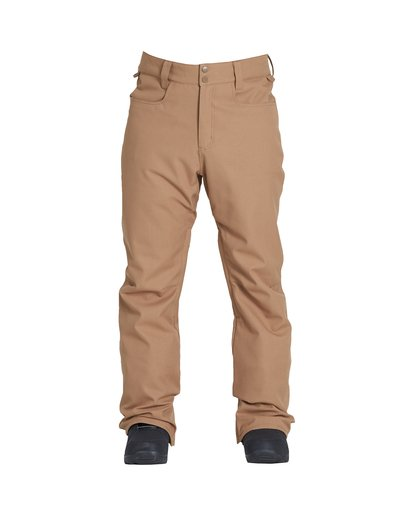 0 Outsider - Snow Trousers for Men Brown Q6PM08BIF9 Billabong