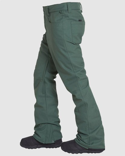 1 Outsider 2L 10K Pant Green Q6PM08S Billabong
