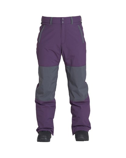 0 Tuck Knee - Snow Trousers for Men Purple Q6PM09BIF9 Billabong
