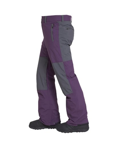 2 Tuck Knee - Snow Trousers for Men Purple Q6PM09BIF9 Billabong
