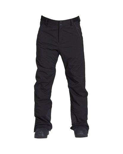 0 Compass - Pantalón para Nieve para Hombre Negro Q6PM11BIF9 Billabong