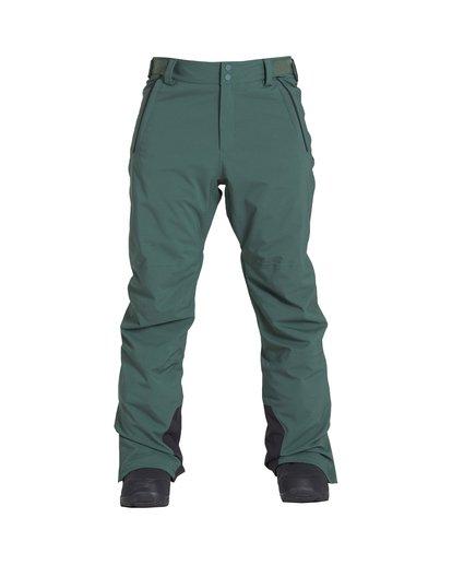 0 Compass - Pantalón para Nieve para Hombre Verde Q6PM11BIF9 Billabong