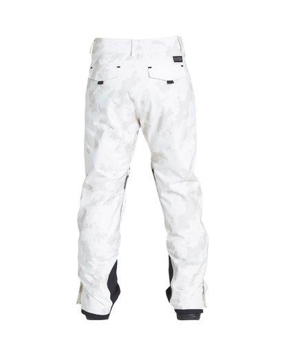 1 Compass - Pantalón para Nieve para Hombre Beige Q6PM11BIF9 Billabong