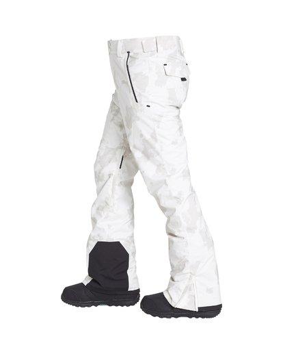 2 Compass - Pantalón para Nieve para Hombre Beige Q6PM11BIF9 Billabong