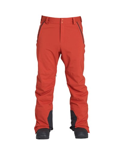 0 Compass - Snow Trousers for Men Red Q6PM11BIF9 Billabong
