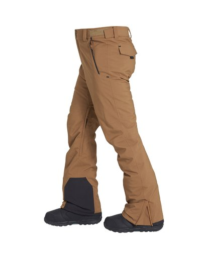 2 Compass - Snow Trousers for Men Brown Q6PM11BIF9 Billabong