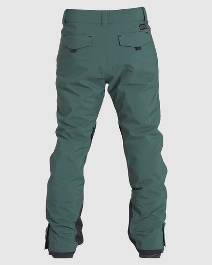2 Compass 2L 15K Pant Green Q6PM11S Billabong