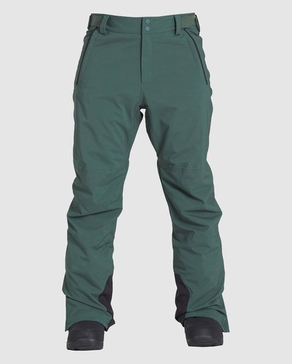 0 Compass 2L 15K Pant Green Q6PM11S Billabong