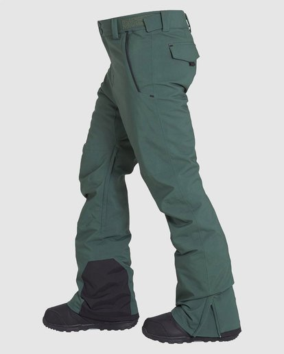 1 Compass 2L 15K Pant Green Q6PM11S Billabong
