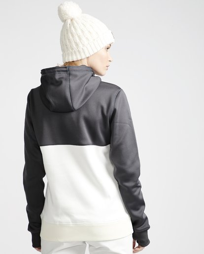 2 Outside Fever Block - Sudadera con Capucha para Mujer  Q6SF02BIF9 Billabong