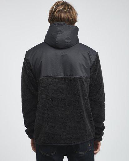 9 Willmore - Pullover-Fleece für Männer Schwarz Q6SM07BIF9 Billabong