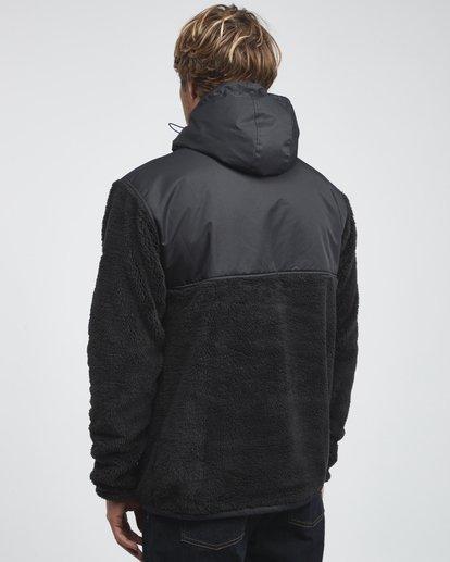 10 Willmore - Pullover-Fleece für Männer Schwarz Q6SM07BIF9 Billabong