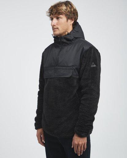 8 Willmore - Pullover-Fleece für Männer Schwarz Q6SM07BIF9 Billabong