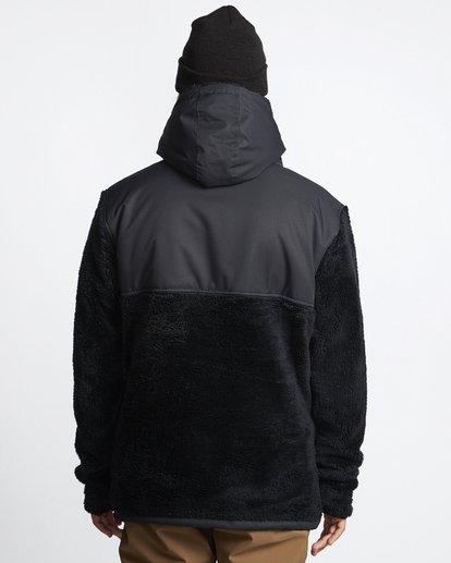 1 Willmore - Pullover-Fleece für Männer Schwarz Q6SM07BIF9 Billabong
