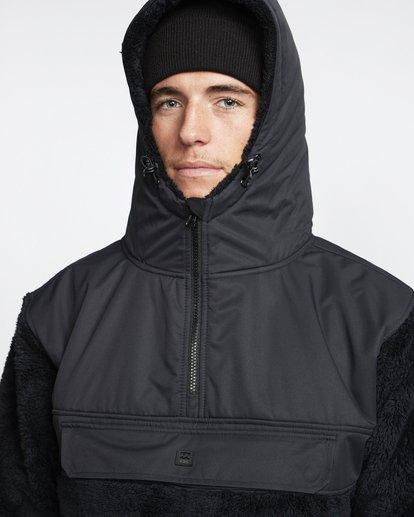 4 Willmore - Pullover-Fleece für Männer Schwarz Q6SM07BIF9 Billabong