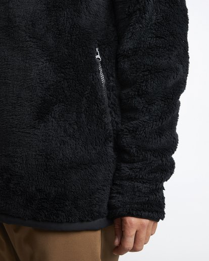 5 Willmore - Pullover-Fleece für Männer Schwarz Q6SM07BIF9 Billabong