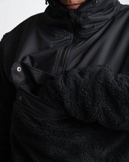 6 Willmore - Pullover-Fleece für Männer Schwarz Q6SM07BIF9 Billabong