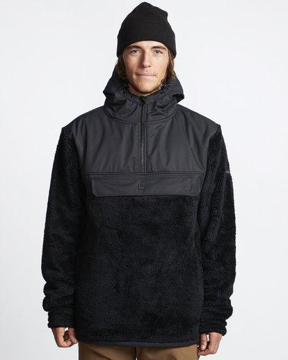 0 Willmore - Pullover-Fleece für Männer Schwarz Q6SM07BIF9 Billabong