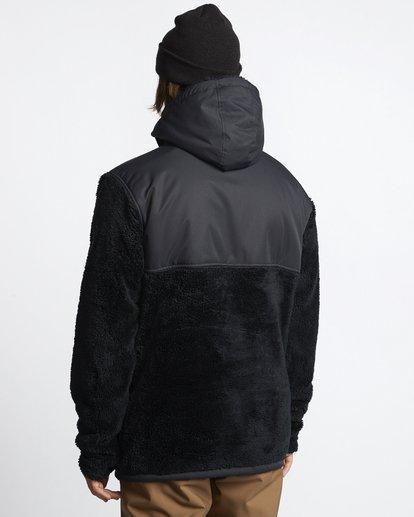 3 Willmore - Pullover-Fleece für Männer Schwarz Q6SM07BIF9 Billabong