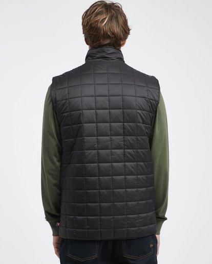 9 Storm - Insulator Vest für Männer Schwarz Q6SM09BIF9 Billabong