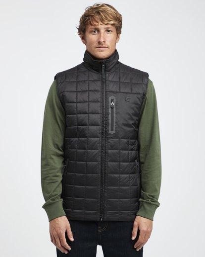 8 Storm - Insulator Vest für Männer Schwarz Q6SM09BIF9 Billabong