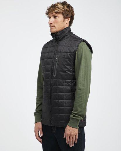 10 Storm - Insulator Vest für Männer Schwarz Q6SM09BIF9 Billabong