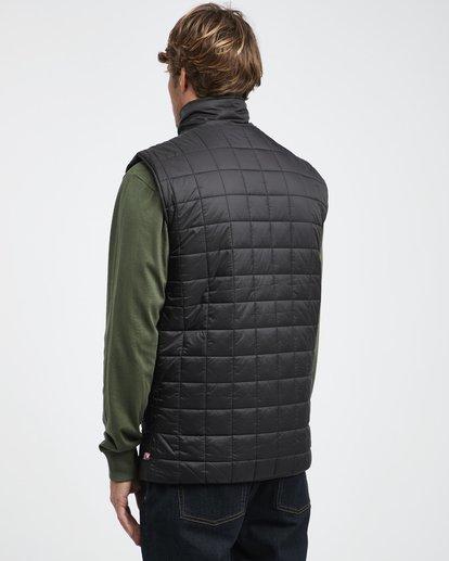 11 Storm - Insulator Vest für Männer Schwarz Q6SM09BIF9 Billabong