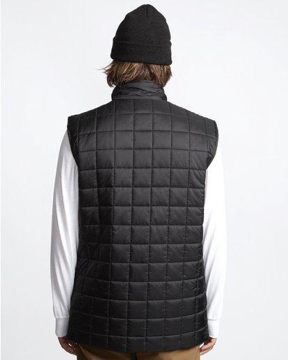 1 Storm - Insulator Vest für Männer Schwarz Q6SM09BIF9 Billabong