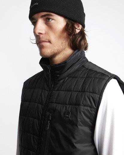 4 Storm - Insulator Vest für Männer Schwarz Q6SM09BIF9 Billabong