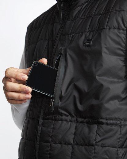 5 Storm - Insulator Vest für Männer Schwarz Q6SM09BIF9 Billabong