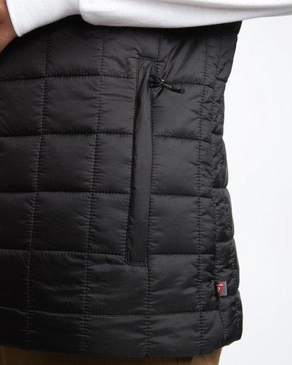 6 Storm - Insulator Vest für Männer Schwarz Q6SM09BIF9 Billabong