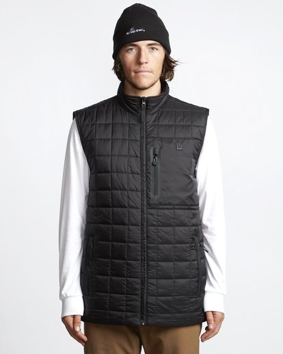 0 Storm - Insulator Vest für Männer Schwarz Q6SM09BIF9 Billabong