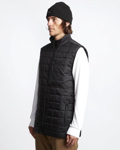 2 Storm - Insulator Vest für Männer Schwarz Q6SM09BIF9 Billabong