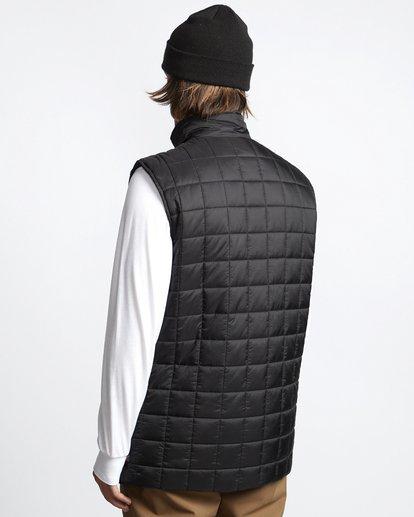 3 Storm - Insulator Vest für Männer Schwarz Q6SM09BIF9 Billabong