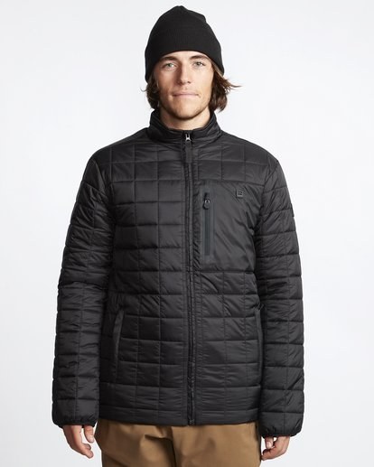 0 Storm - Insulator Snow Jacket for Men Black Q6SM10BIF9 Billabong