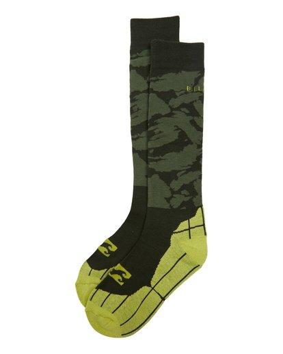 3 Sundays Mens Sock Camo Q6SO01S Billabong