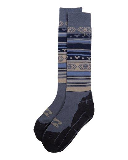 3 Sundays Mens Sock Blue Q6SO01S Billabong