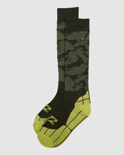 4 Sundays Mens Sock Camo Q6SO01S Billabong