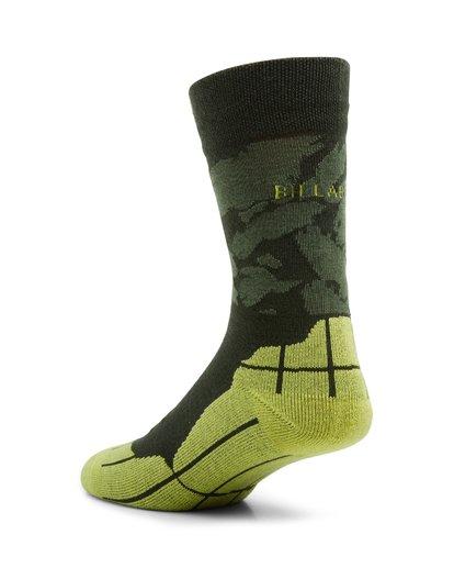 1 Sundays Mens Sock Camo Q6SO01S Billabong