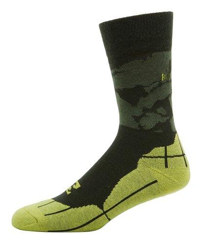 2 Sundays Mens Sock Camo Q6SO01S Billabong