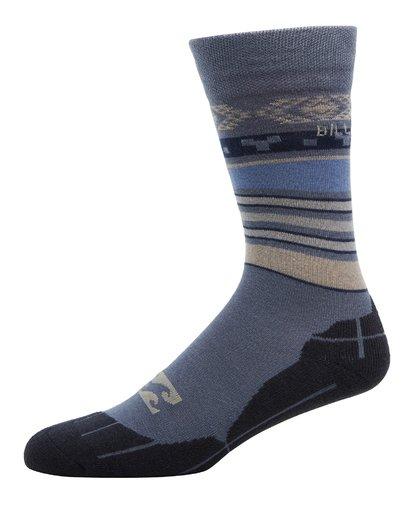 2 Sundays Mens Sock Blue Q6SO01S Billabong
