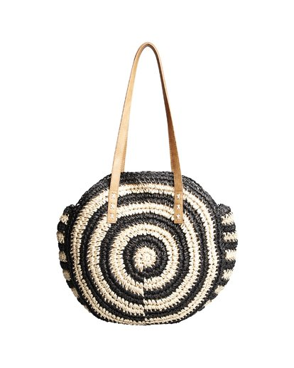 6 Round About - Bag for Women Black Q9BG12BIF9 Billabong
